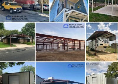 Multiple Projects in Texas
