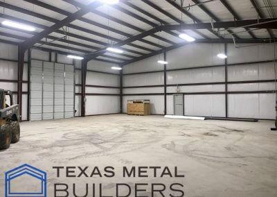 Metal Building in San Antonio, Texas