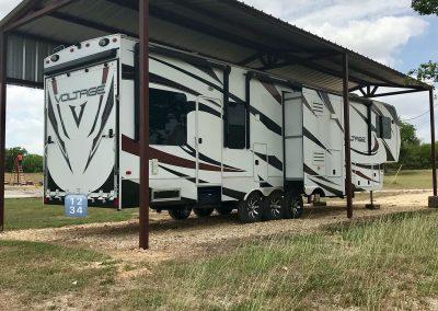Metal RV Covers in San Antonio