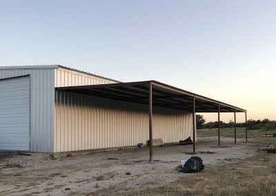 Commercial Carport