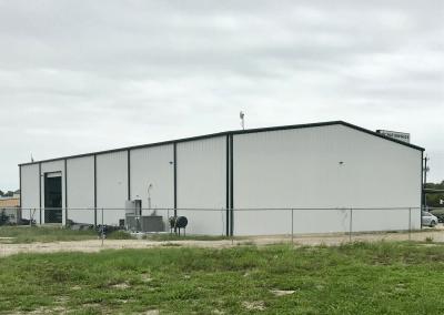 Metal Building Construction in San Antonio