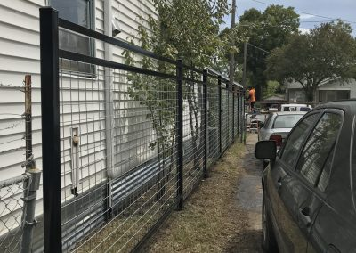 Homeowner Fence Project