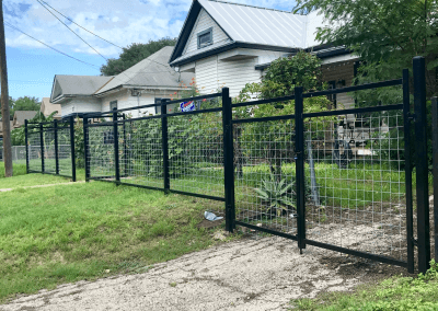 Small Fence Project